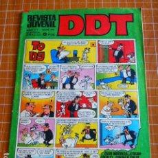 Tebeos: COMIC DDT Nº 216 DE BRUGUERA. Lote 286327208