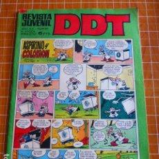 Tebeos: COMIC DDT Nº 183 DE BRUGUERA. Lote 286327238