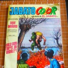 Tebeos: JABATO COLOR Nº 1394 DE BRUGUERA. Lote 286329198
