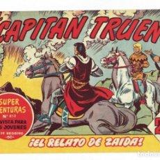 Tebeos: EL CAPITAN TRUENO - Nº 403 - ORIGINAL - BRUGUERA 1964. Lote 286385518