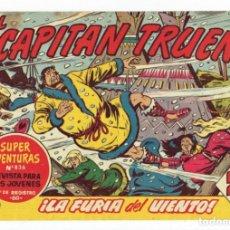 Tebeos: EL CAPITAN TRUENO - Nº 395 - ORIGINAL - BRUGUERA 1964. Lote 286385603