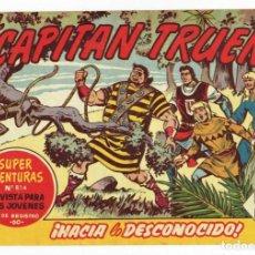Tebeos: EL CAPITAN TRUENO - Nº 384 - ORIGINAL - BRUGUERA 1964. Lote 286385638