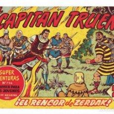 Tebeos: EL CAPITAN TRUENO - Nº 375 - ORIGINAL - BRUGUERA 1963. Lote 286385723