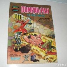 Tebeos: OUMPAH-PAH 5,DE LOS CREADORES DE ASTERIX.EDITORIAL BRUGUERA,AÑO 1982.. Lote 286411518