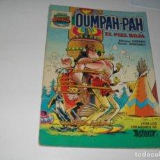 Tebeos: OUMPAH-PAH 2,DE LOS CREADORES DE ASTERIX.EDITORIAL BRUGUERA,AÑO 1982.. Lote 286411728