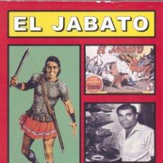 Tebeos: JABATO TOMO I. COLECCIÓN CUADERNOS DE LA HISTORIETA ESPAÑOLA. AUTOR: FERNANDO BERNABÓN. Lote 286421593