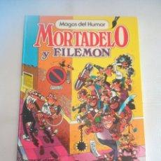 Livros de Banda Desenhada: TEBEOS MORTADELO Y FILEMON. Lote 286489813