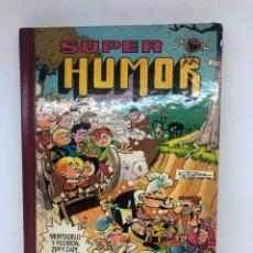 Tebeos: COMIC SUPER HUMOR Nº XXIX 2ª EDICION EDITORIAL BRUGUERA. Lote 286490393