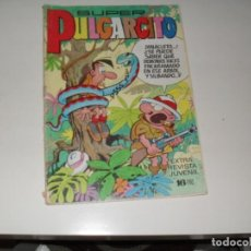 Tebeos: SUPER PULGARCITO 27.EDITORIAL BRUGUERA,AÑO 1971.. Lote 286511948