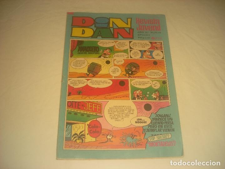 DIN DAN N. 176 (Tebeos y Comics - Bruguera - Din Dan)