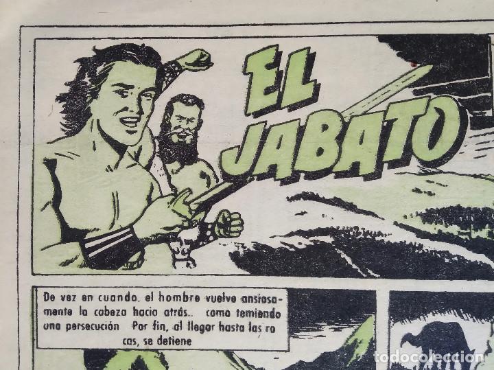 EL CAMPEÓN DE LAS HISTORIETAS 1 (1960) - PRIMERO DE LA COLECCIÓN - CON EL JABATO - EXCELENTE ESTADO (Tebeos y Comics - Bruguera - Jabato)