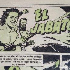 Tebeos: EL CAMPEÓN DE LAS HISTORIETAS 1 (1960) - PRIMERO DE LA COLECCIÓN - CON EL JABATO - EXCELENTE ESTADO. Lote 286811458
