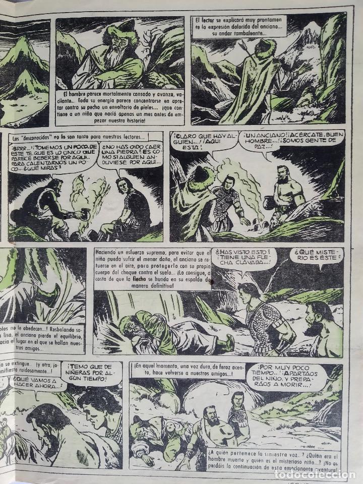 Tebeos: El Campeón de las Historietas 1 (1960) - Primero de la colección - Con El Jabato - Excelente estado - Foto 5 - 286811458