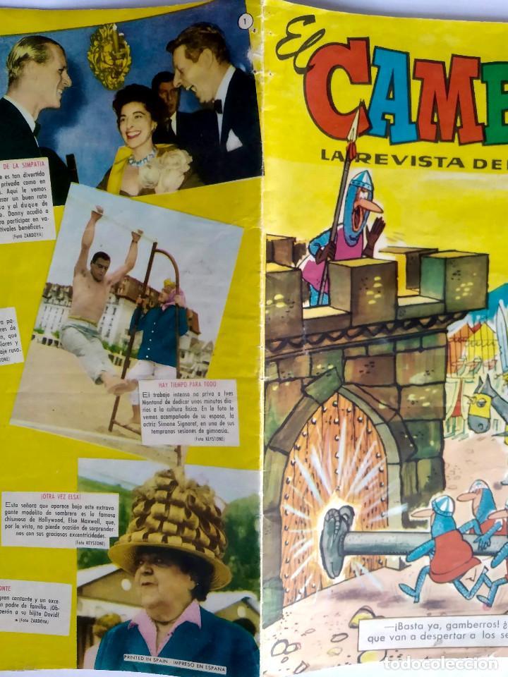 Tebeos: El Campeón de las Historietas 1 (1960) - Primero de la colección - Con El Jabato - Excelente estado - Foto 6 - 286811458