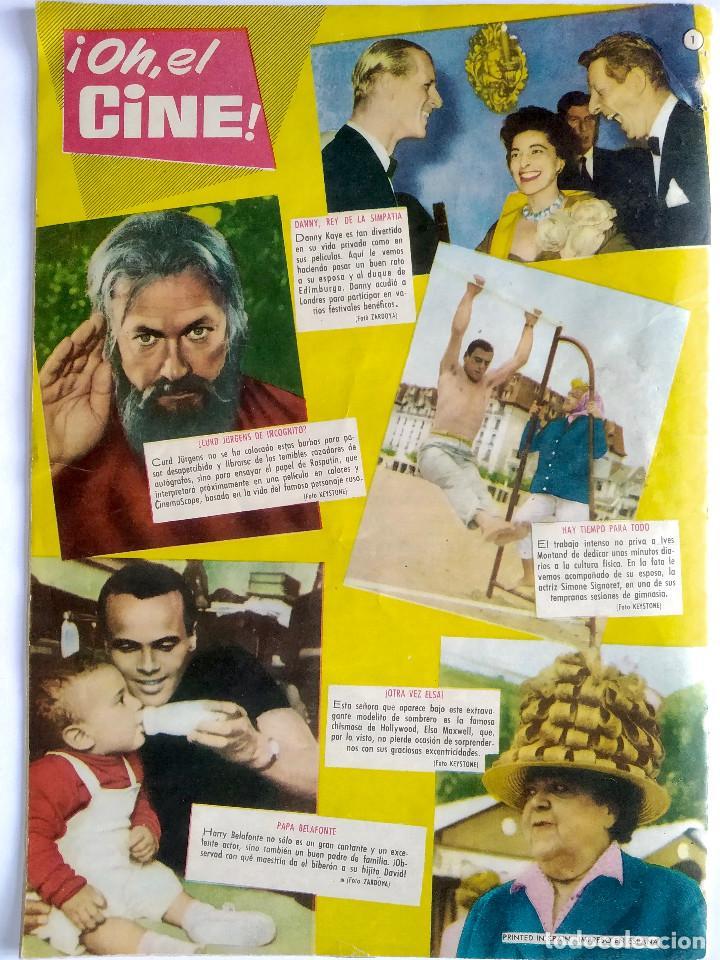 Tebeos: El Campeón de las Historietas 1 (1960) - Primero de la colección - Con El Jabato - Excelente estado - Foto 7 - 286811458