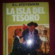Tebeos: LA ISLA DEL TESORO 14ª EDICIÓN 1985. Lote 286845468