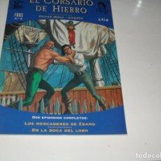 Tebeos: FANS EL CORSARIO DE HIERRO 2.EDICIONES B,AÑO 2004.. Lote 286867288