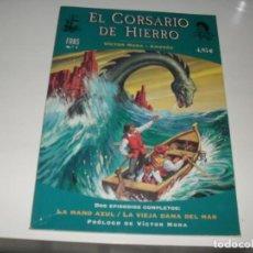 Tebeos: FANS EL CORSARIO DE HIERRO 1.EDICIONES B,AÑO 2004.. Lote 286867588