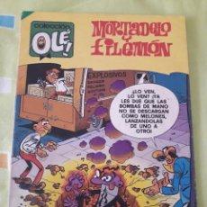 BDs: COMIC OLÉ MORTADELO Y FILEMÓN Nº 205 SEGUNDA EDICIÓN DE EDITORIAL BRUGUERA. Lote 287060853