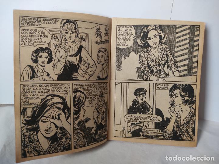 Tebeos: Novela As de corazones Lección para señoritas número 131 años 60 - Foto 9 - 287160513