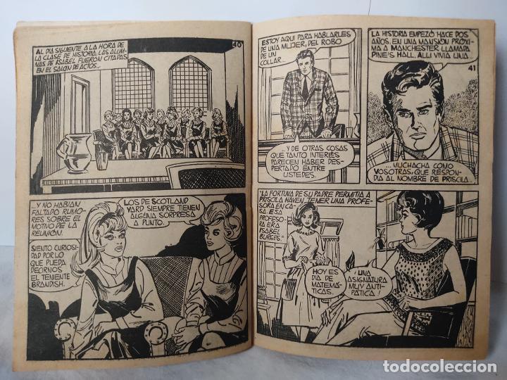 Tebeos: Novela As de corazones Lección para señoritas número 131 años 60 - Foto 12 - 287160513