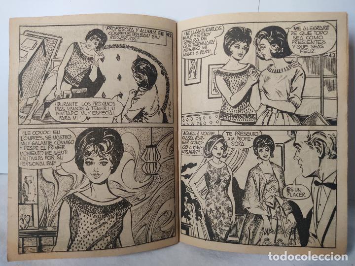 Tebeos: Novela As de corazones Lección para señoritas número 131 años 60 - Foto 13 - 287160513