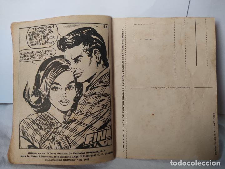 Tebeos: Novela As de corazones Lección para señoritas número 131 años 60 - Foto 17 - 287160513