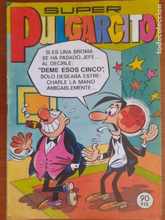 SUPER PULGARCITO Nº 150. BRUGUERA SETIEMBRE 1983. BUEN ESTADO. (Tebeos y Comics - Bruguera - Pulgarcito)