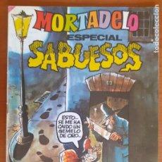 Livros de Banda Desenhada: MORTADELO ESPECIAL Nº 150 SABUESOS. BRUGUERA 1983. BUEN ESTADO.. Lote 287359223