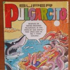 Tebeos: SUPER PULGARCITO Nº 149. BRUGUERA AGOSTO 1983. BUEN ESTADO. CON POSTER MORTADELO. Lote 287361228