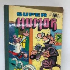 Tebeos: COMIC SUPER HUMOR VOLUMEN XII 1ª EDICION EDITORIAL BRUGUERA. Lote 287440253