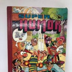 Tebeos: COMIC SUPER HUMOR VOLUMEN LII 1ª EDICION EDITORIAL BRUGUERA. Lote 287442873