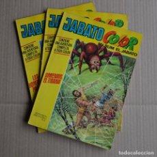 Tebeos: LOTE JABATO COLOR, ALBUM JABATO, NUMEROS 39, 40, 42. BRUGUERA. LITERACOMIC.. Lote 287565173
