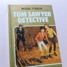 Tebeos: TOM SAWYER DETECTIVE. TWAIN, MARK. HISTORIAS SELECCIÓN BRGUERA. Lote 287647143