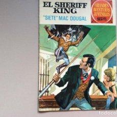 Tebeos: SHERIFF KING NÚMERO 22 SIETE MAC DOUGAL. Lote 287770243