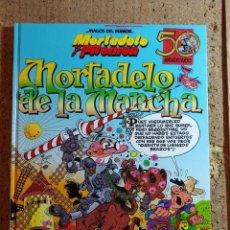 Tebeos: COMIC MAGOS DEL HUMOR MORTADELO Y FILEMON EN MORTADELO DE LA MANCHA DEL AÑO 2005 Nº 103. Lote 287846543