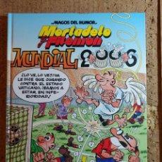 Tebeos: COMIC MAGOS DEL HUMOR MORTADELO Y FILEMON EN EL MUNDIAL 2006 DEL AÑO 2006 Nº 110. Lote 287847413