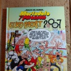 Tebeos: COMIC MAGOS DEL HUMOR MORTADELO Y FILEMON EN EURO BASKET 2007 DEL AÑO 2007 Nº 116. Lote 287847723