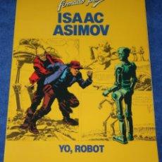 Tebeos: YO, ROBOT - COLECCIÓN FIRMADO POR ISAAC ASIMOV Nº 1 - LUIS BERMEJO - BRUGUERA (1983). Lote 287858798
