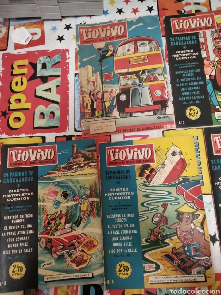 Tebeos: Revistas tio vivo - Foto 2 - 287864723