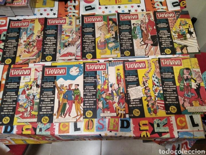 Tebeos: Revistas tio vivo - Foto 9 - 287864723
