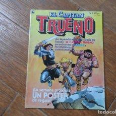 Tebeos: EL CAPITAN TRUENO Nº 3 - AÑO 1986 - BRUGUERA. Lote 287880208