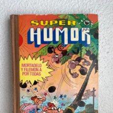 Tebeos: SUPER HUMOR - MORTADELO Y FILEMÓN A POR TODAS - BRUGUERA. Lote 287894873