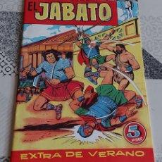 Tebeos: EL JABATO EXTRA VERANO 5 PTAS BRUGUERA REEDICION. Lote 287897758