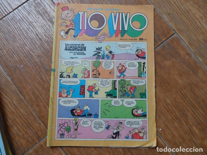 TIO VIVO Nº 906 EDITORIAL BRUGUERA (Tebeos y Comics - Bruguera - Tio Vivo)