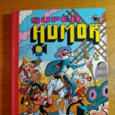 Tebeos: COMIC TOMO DE SUPER HUMOR DEL AÑO 1986 Nº XI. Lote 287926008