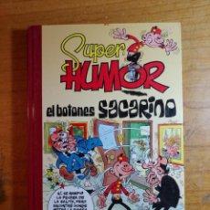 Tebeos: COMIC TOMO DE SUPER HUMOR EL BOTONES SACARINO DEL AÑO 2009 Nº 45. Lote 287926553