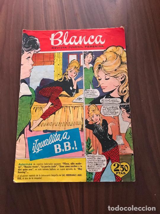 BLANCA Nº 38, EDITORIAL BRUGUERA (Tebeos y Comics - Bruguera - Cuadernillos Varios)