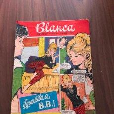 Tebeos: BLANCA Nº 38, EDITORIAL BRUGUERA. Lote 287974918