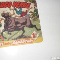 Tebeos: EL COSACO VERDE 47.ORIGINAL,EDITORIAL BRUGUERA,AÑO 1960.. Lote 287986443